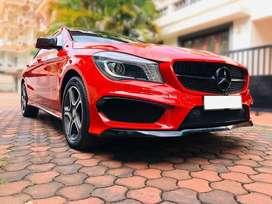 Mercedes-Benz CLA-Class 200 CDI Sport, 2015, Diesel