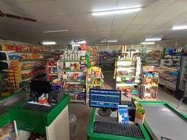 Super market for sale