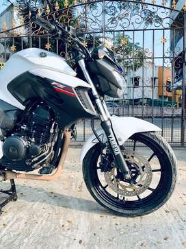 Fz25, 2nd owner