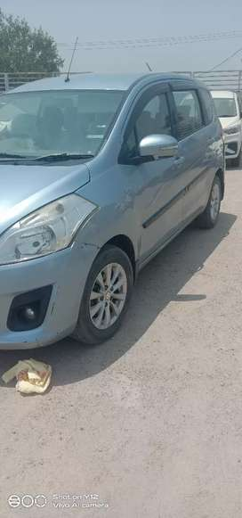 Ertiga service available all time in sonepat