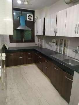 2bhk flat for rent close to saket metro station