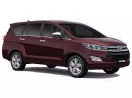 New Innova car Rent available ( luxury car 8 sitter) call kare