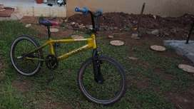 """Sepeda BMX 20"""" Re-Paint + Decall"""