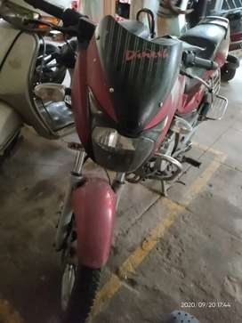2007 pulsar 150 in excellent condition & recently bored