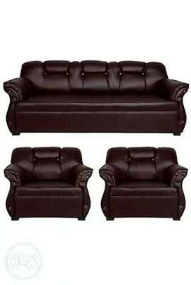 Free delivery::Five seater sofa Brand new