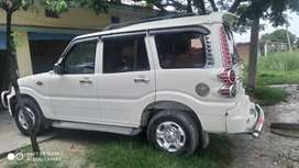 Mahindra Scorpio modal 2013 last m2dicr and Diesel Good Condition