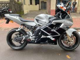 Honda cbr f4i 2nd owner