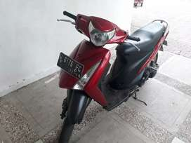 jual suzuki spin 125cc 2008