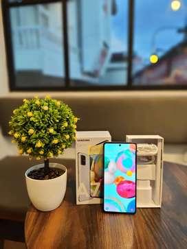 Samsung A71 Second Bergaransi Resmi