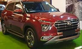 NEW CRETA 2021 SHOWROOM CAR