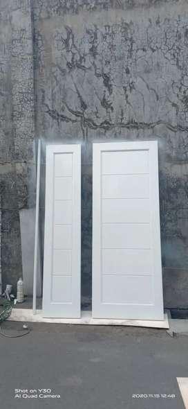 Daun pintu jati