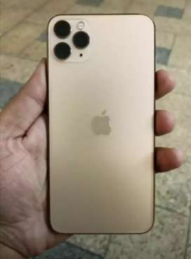 IPHONE 11 Pro Max Korean NOT COPY PTA aproved delivery in all Pakistan