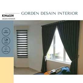 DIJUAL Gorden Minimalis | Classic | Modern | Free Custom A906