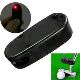 laser pointer latihan putting golf