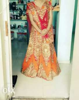 Bridal beautiful Lehnga