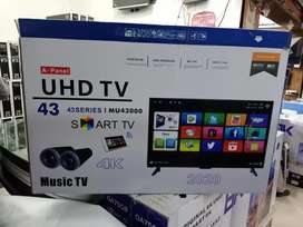 42inch Smart +Wifi +Android(2 USB port)