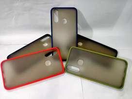 Case VIVO Y17 Shockproof Transfarant Matte Case