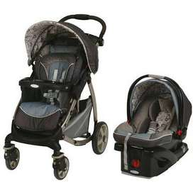Hardly used Graco stroller from USA.