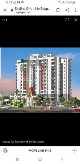 3 BHK Apt for Rent Skyline Orion Edappally Near Lulu Mall