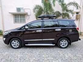 Innova crysta 6+1 looks like new car accessories worth 2 lakhs