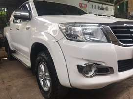 Toyota Hilux G 4x4 DC 2014 MT