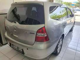 Nissan GRAND LIVINA Automatic 2012 Silver Bisa Catau Credit DP Murah