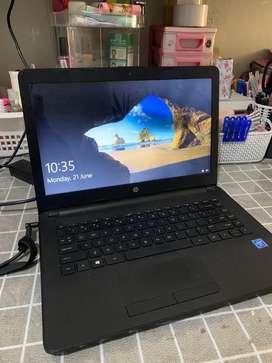 Jual Cepat Laptop HP - Fullset