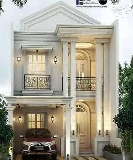 Rumah mewah 2 lantai tengah kota Bandarlampung