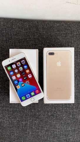 IPHONE 7 Plus 128 GB Gold colour