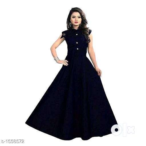 New Fancy Gorgeous Silk Women's Gown 0