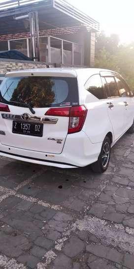 Toyota Calya G 1.2 manual plat Z /pul ori  bisa Tukar tambah