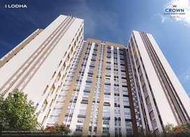 1BHK Budget Apartment In Lodha Township At Majiwada Starts 49 Lacs