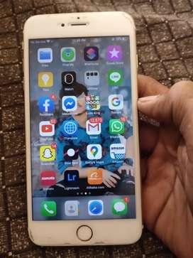 I phone 6s plus 64 gb gold color