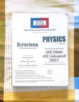 Physics book for entrance exams
