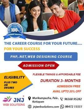 PHP  ,Web Designing Training