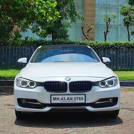 BMW 3 Series 2011-2015 320d Sport Line, 2013, Diesel
