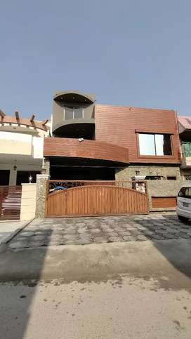 35*70 , Double Unit , Four Bed Full House for Rent .