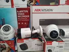 Paket CCTV Lengkap Online HP 2Mp