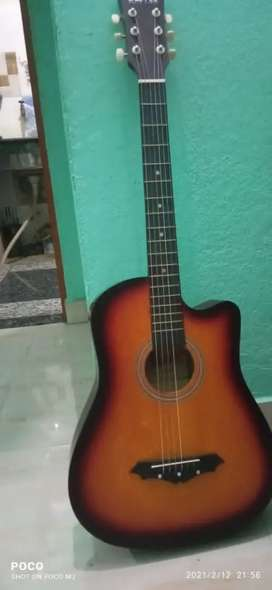 Guitar in all good condition new