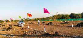 At Jejuri Bunglow Plot for Sale in Jejuri near MIDC at Rs.3.5 lac only