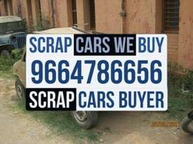 Vaus. Damaged abandoned total loss unused cars scrap buyers