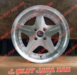 Pusat velg tangerang leon hardrit R15 lb 7/8.5 pcd 4x100