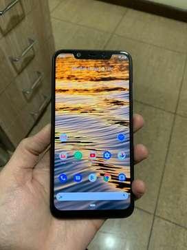 Nokia 8.1 iron 4/64