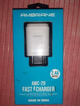 Charger type B [ new box pack ]