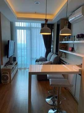 Dijual Apartemen Brooklyn Alam Sutra full furnished