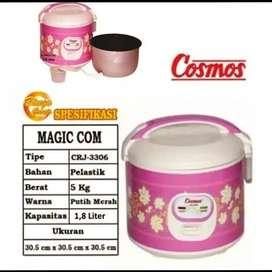 Magic com rice cooker Cosmos 1.8 liter tipe 3306