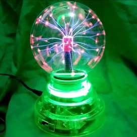 Mini Neon Fantasia Lampu plasma bola plasma