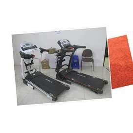 Treadmill Elektrik Merk Total 630 // BG Homeshopping