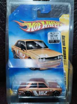Dijual Hotwheels Type Datsun Bluebird