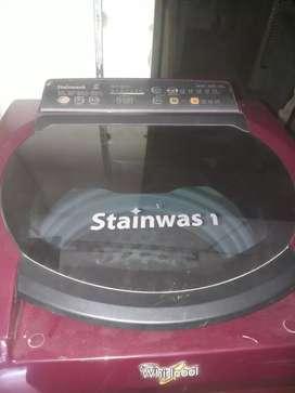 Waahing machine staiqash whirlphool  new